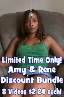 Amy and Rene Discount Bundle